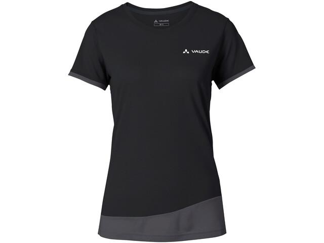 VAUDE Sveit Shirt Women, black uni